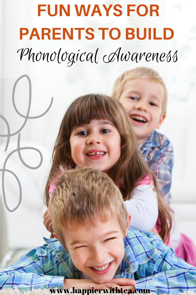 phonological awareness for parents